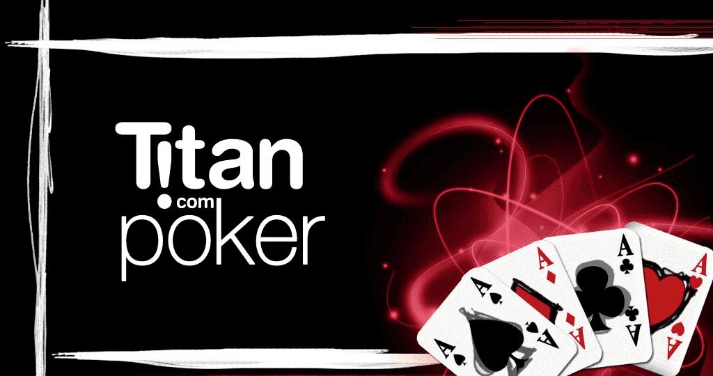 История Титан Покер